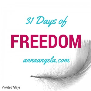 31 Days of Freedom